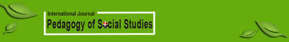 International Journal Pedagogy of Social Studies