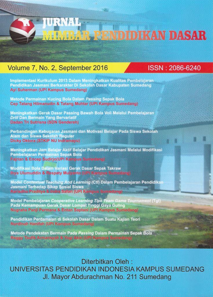 Electronic Journal Of Indonesia University Of Education