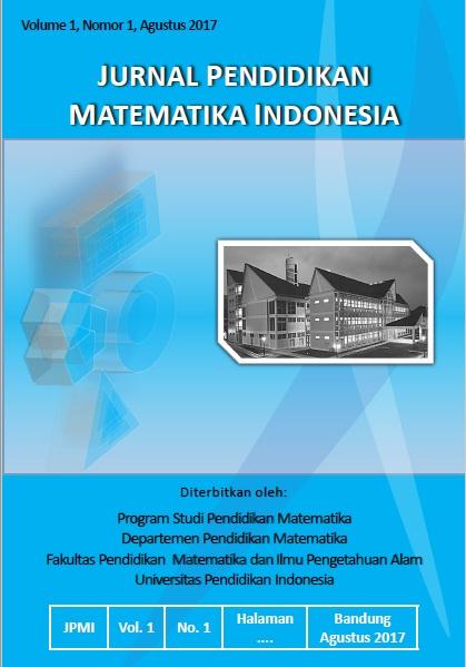 Cover JPMI Volume 1, Nomor 1, Tahun 2017