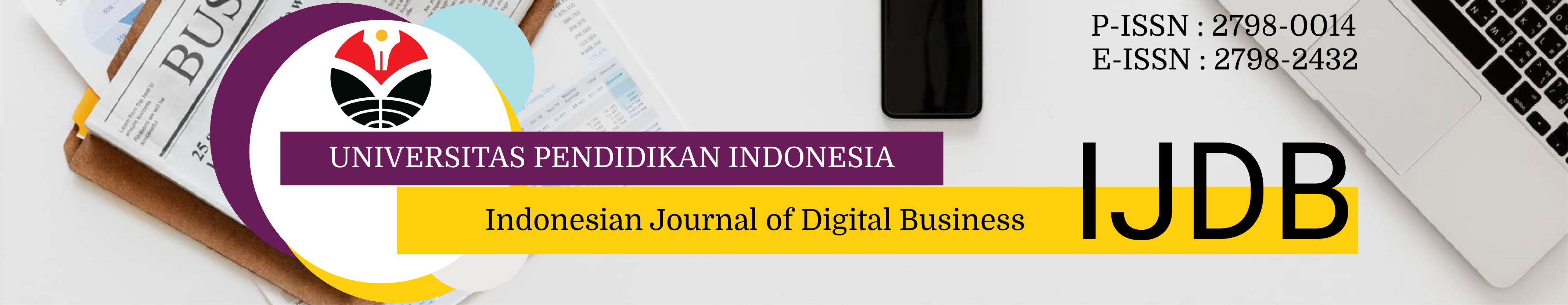 Indonesian Journal of Digital Business