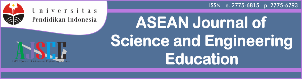 ASEAN Journal of Science and Engineering Education (AJSEE)